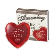 Massaggiatore The Amaing Hot Heart Massager - I Love you