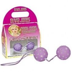 Sfere Del Piacere Olivia Jones Disco Queen - Porpora