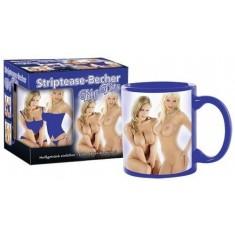 Tazza Stripbecher Girl