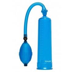 Pompa Allungamento Pene Power Pump Blue