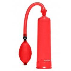 Pompa Allungamento Pene Power Pump Red