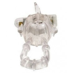 Anello per Pene Buzz Buddies Pleasure Ring Clear