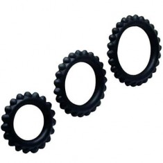 Kit anello Titan Cock Ring blu