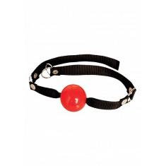 Ff Beginners Ball Gag - Red