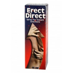 Spray Stimolante per Uomo Erect Direct - 15 ml