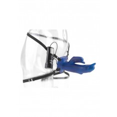 Vibratore Strap-On Diving Dolphin Hollow Strap On