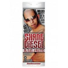 Fallo Super Realistico Shane Diesel Dildo 25 cm