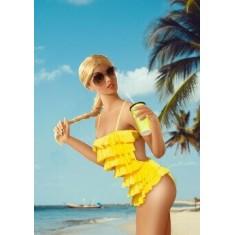 Super Bambola Realistica Banger Babe Jessica Altezza 160cm