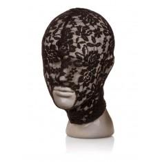Maschera per la Testa Head Mask Lace Bad Kitty