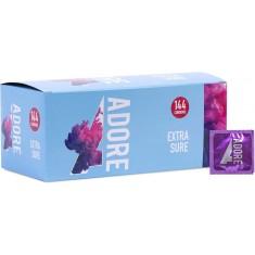 Preservativi Sure Trasparenti Medium e XXL da 144 Pezzi