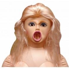 bambola gonfiabile donna con seno grande vagina e ano per feste addio nubilato